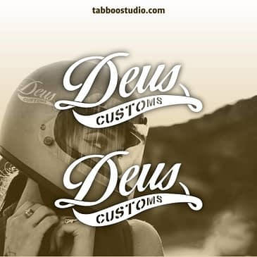 Adesivi casco moto Deus Ex Machina