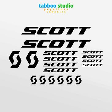 Scott Stickers