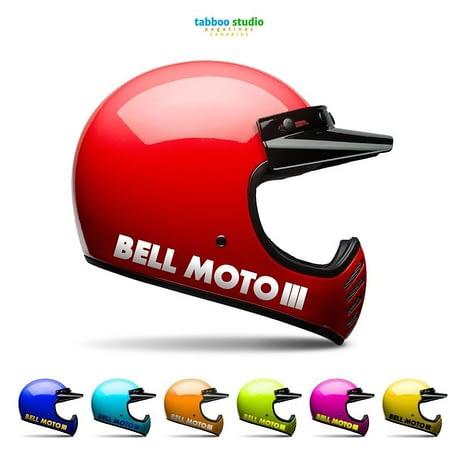 Adesivi casco Bell Moto